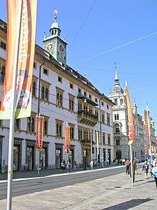 Landhaus Graz Wikipedia