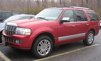 Ford T platform - 2007-2008 Lincoln Navigator