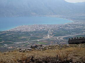 2007 Greece Corinthian Gulf & Corinth.jpg