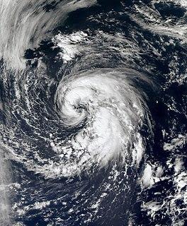 Tropical Storm Laura (2008) Atlantic tropical storm in 2008