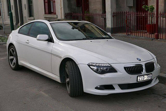 Image of 2008 BMW 650i (E63 MY08) coupe (2015-07-16) 01