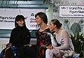 2008 JGPF ice-dance KissCry Agafonova-Dun01.jpg