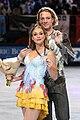 2009 Trophée Éric Bompard Dance - Nathalie PECHALAT - Fabian BOURZAT - Silver Medal - 0048a.jpg