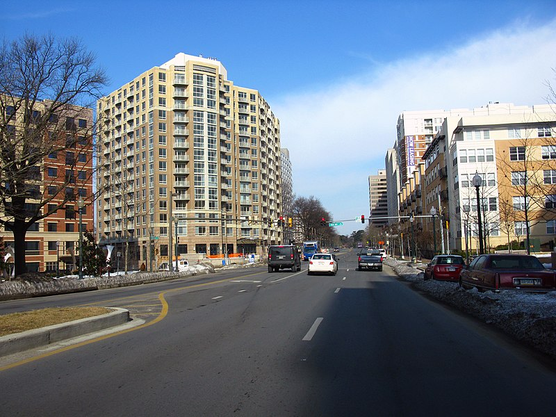 File:2010 02 24 - 1915 - Silver Spring - MD 410 at Blair Mill Rd, Newell St (4392499005).jpg