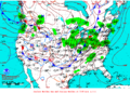 2012-01-17 Surface Weather Map NOAA.png
