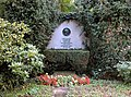 20120827100DR Dresden Trinitatisfriedhof Grab Dr Carl Gustav Carus.jpg