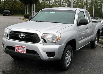 Toyota Такома б у