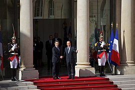 2012 inauguration of the French President-IMG 1631.jpg