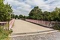 2013-09-02 Fußgängerbrücke über die Ludwig-Erhard-Allee, Bonn-Hochkreuz IMG 0867.jpg