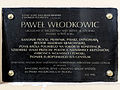 2013 Commemorative plaque of Płock Cathedral - 12.jpg