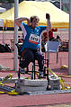 2013 IPC Athletics World Championships - 26072013 - Aleksi Kirjonen of Finland during the Men's Shot put - F56-57.jpg