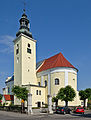 2014 Lądek-Zdrój, kościół Narodzenia NMP 04.JPG