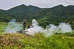 2015.9.11. 해병대 1사단-공용화기사격 11th Sep. 2015. ROK 1st Marine Division - a crew served weapon shooting (21607390791).jpg
