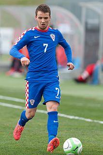 Robert Murić Croatian footballer