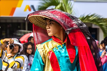 2015 Chinese New Year Fashion Show, Sudirman Street, Yogyakarta, 2015-02-15 01.jpg