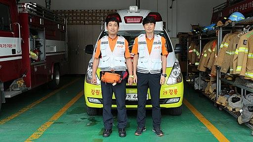 2016년 소방공무원 김재현, 이동규 IMG 0365