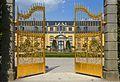 2016-08-28 7. Hannoversche Freiwilligenbörse, Hannover, (223) Goldenes Tor, Neptunbrunnen, Galeriegebäude.JPG