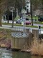 2016 Maastricht, monument aanlanding Romeinse brug 2.JPG