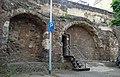 2016 Maastricht, restant stadsmuur tussen Grote Gracht & Generaalshuis 1.jpg