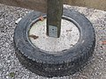 2017-09-25 (112) Marangoni 4 Winter 175-65 R 14 82 T tires at Bahnhof Frankenfels.jpg