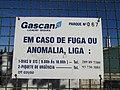 2017-12-02 Gascan sign, Albufeira (2).JPG