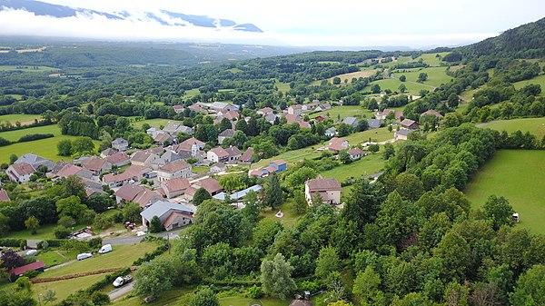 Photo de la ville Ruffieu
