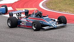 2017 FIA Masters Historic Formula One Championship, Circuit of the Americas (23970302968).jpg