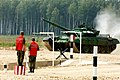 2017 Tank Biathlon international contest started at the Alabino range (2).jpg