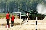 2017 Tank Biathlon international contest started at the Alabino range (2).jpg