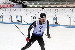 2018-01-05 IBU Biathlon World Cup Oberhof 2018 - Sprint Men - Mikito Tachizaki.jpg