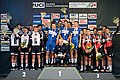 20180923 UCI Road World Championships Innsbruck Men's TTT Award Ceremony DSC 7425.jpg