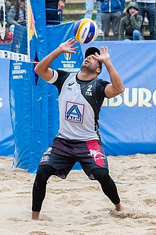 2019-07-06 BeachVolleyball Weltmeisterschaft Hamburg 2019 StP 0149 LR by Stepro.jpg