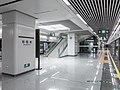 201908 Platform 1 of Juyuanzhou Station.jpg