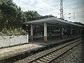 201908 Platform 1 of Xinhuang Station.jpg