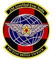 Acc portal amc army patch