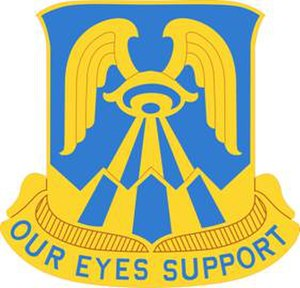 66th Military Intelligence Brigade - Image: 24 MI Bn DUI