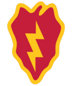 25th Infantry Division shoulder sleeve insignia.png