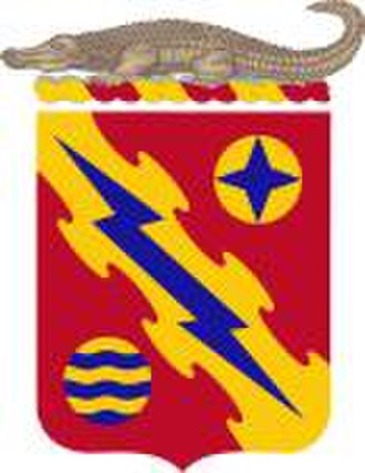 265th Air Defense Artillery Regiment - 265th ADA Regiment Coat of Arms