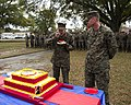 26th MEU cake-cutting ceremony 131107-M-HF949-016.jpg