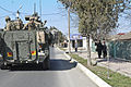 2nd Sqdn, 2nd CR conducts a tactical road march during Operation Atlantic Resolve 150324-A-EM105-485.jpg