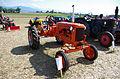 3ème Salon des tracteurs anciens - Moulin de Chiblins - 18082013 - Tracteur Allis Chalmer CA - 1954 - droite.jpg