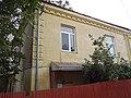 3. Будинок, де проживали підпільники І. І. Луц та А. В. Куреша; Рівне.JPG