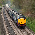 37608 & 37601 , Peggy Lane , Ogston (7145059763).jpg