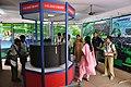 3D Zoetrope With Visitors - NCSM Pavilion - CCSCOY 14th National Exhibition - Sodepur - Kolkata 2010-09-06 7463.JPG