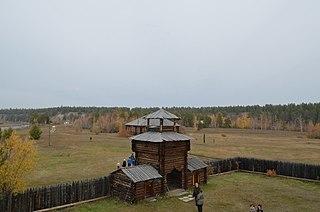 District in Sakha Republic, Russia