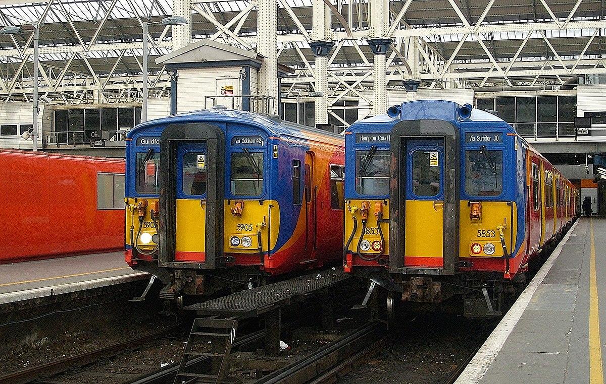 British Rail Class 455