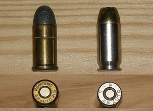 .45 Auto Rim - .45 AUTO RIM /.45 ACP cartridge