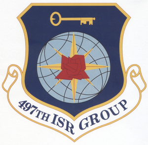 480th Intelligence, Surveillance and Reconnaissance Wing - 497th Intelligence, Surveillance and Reconnaissance Group