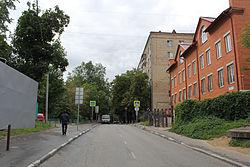 4-й Верхний Михайловский проезд — Википедия