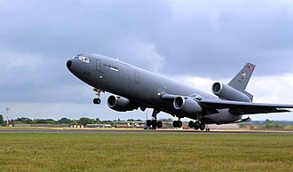 349th Air Mobility Wing - Image: 60th Air Mobility Wing Mc Donnell Douglas KC 10A Extender 86 0037